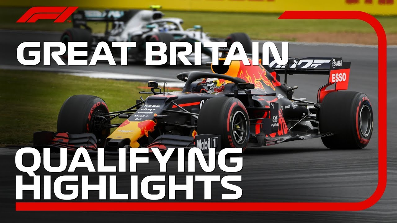 2019 British Grand Prix: Qualifying Highlights