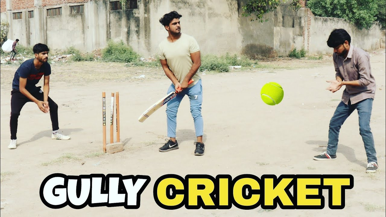 GULLY CRICKET – 3 | ARMAAN RAWAT | INDIAN FUNNY CRICKET COMEDY IN DESI CRICKET IPL CRICKET T20 20