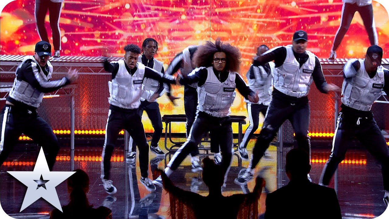 Diversity dance us into a frenzy 10 years later… | The Final | BGT 2019