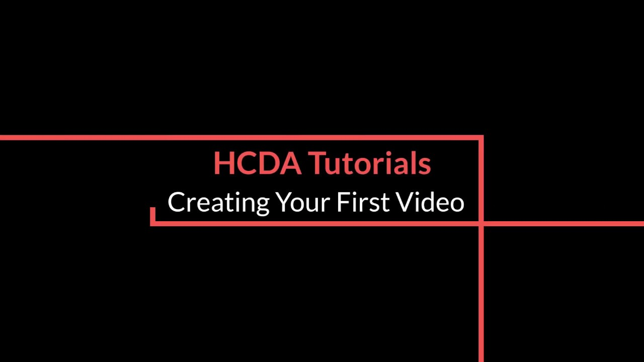 Photo of Creating Your First Video Project on Camtasia Studio | HCDA Learning Center