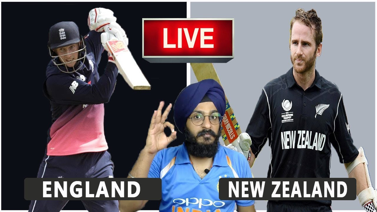 Photo of England VS New Zealand Live Match REACTION | CWC19 FINAL | ENG VS NZ | Live Score and Reaction