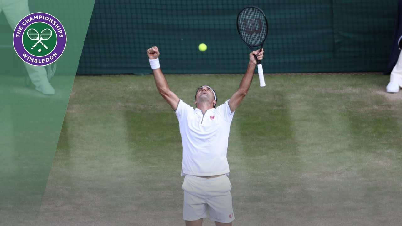 Photo of Match Point: Roger Federer vs Rafa Nadal Wimbledon 2019 semi-final