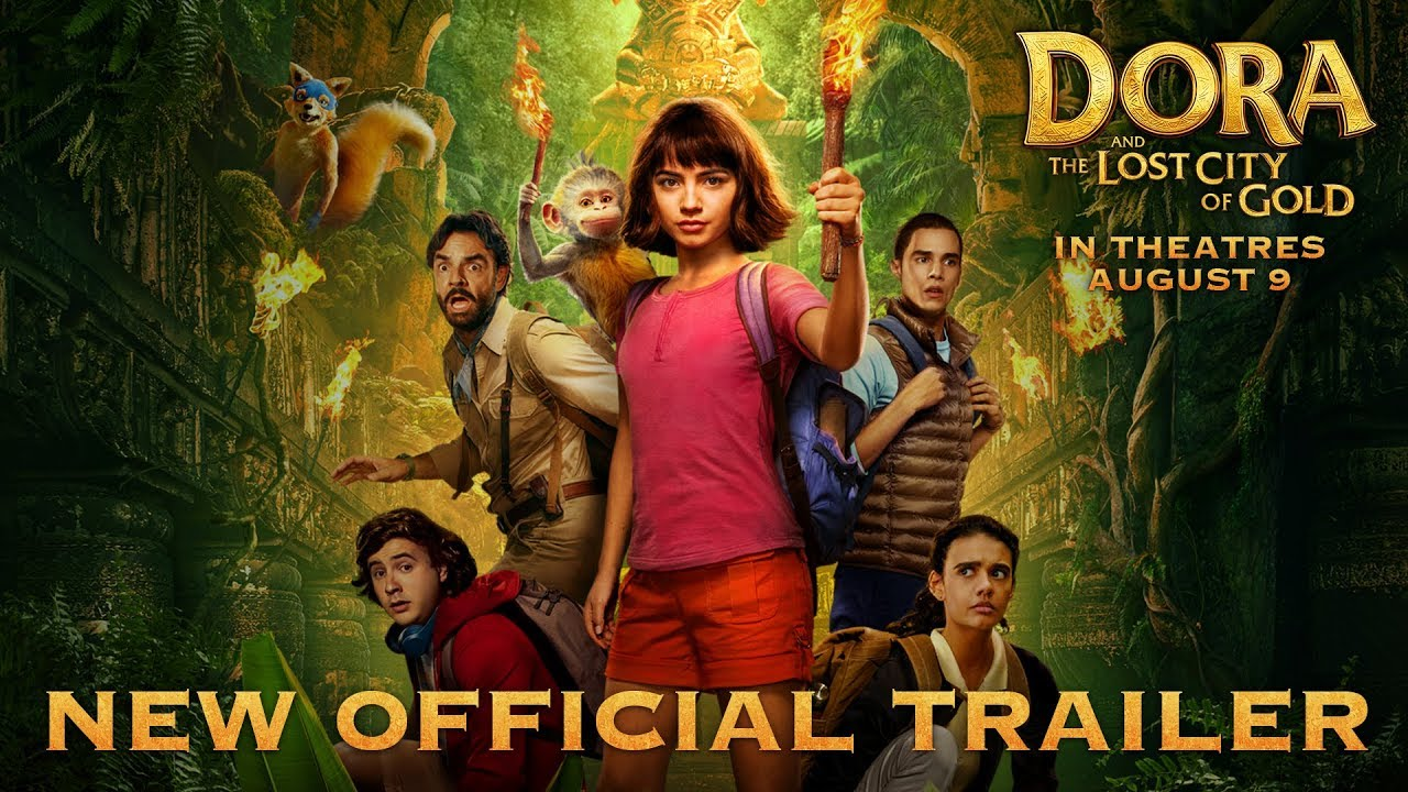 Dora and the Lost City of Gold (2019) – New Official Trailer – Paramount Pictures