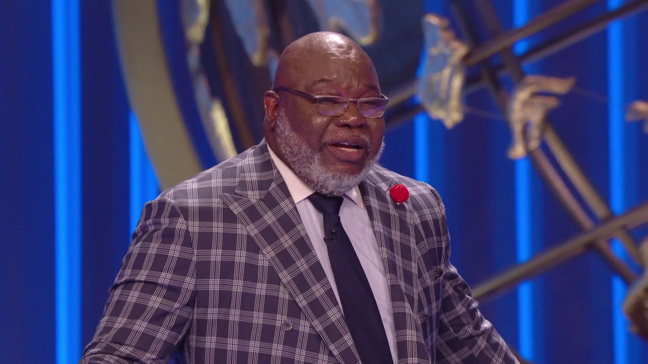 Photo of T.D. Jakes – Treasures in the Darkness (2019)