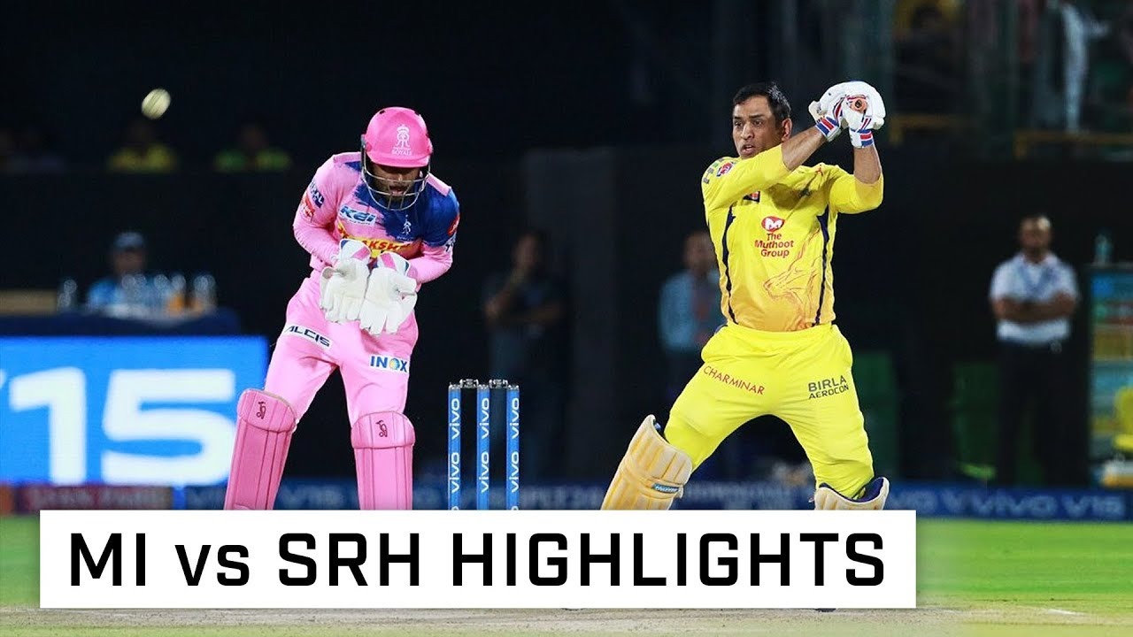 RR vs CSK FULL HIGHLIGHTS, IPL 2019 Match 25