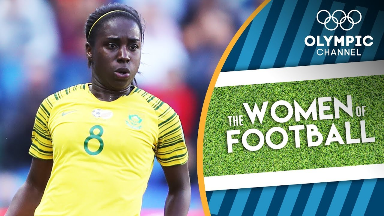 The Ode Fulutudilu Story: From Refugee to South African World Cup Footballer | The Women of Football