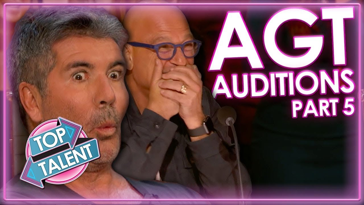 America's Got Talent 2019 | Part 5 | Auditions | Top Talent