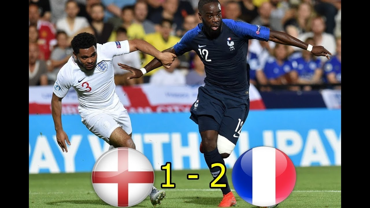 Photo of England 1-2 France Highlights & Goals – U21 Euro 2019