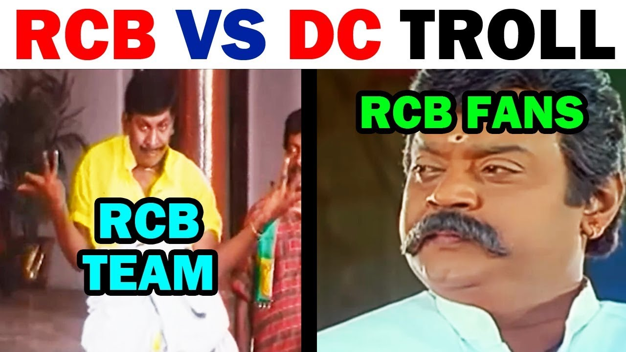 Photo of RCB VS DC | 07 APRIL 2019 HIGHLIGHTS | IPL TROLL | TODAY TRENDING