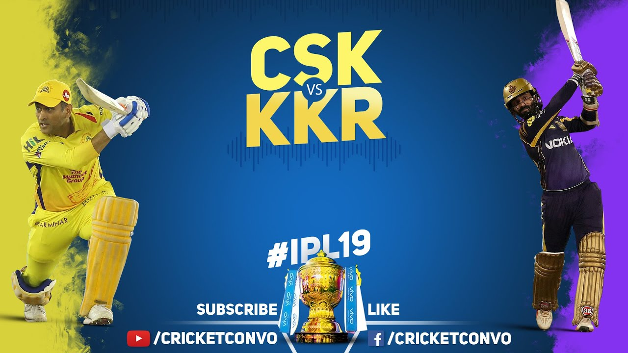 🔴 IPL 2019 : CSK vs KKR Live Radio | Preview | Q&A | Fan Chat | Statistical Analysis