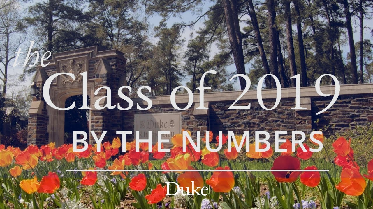 Photo of By the Numbers: Class of 2019