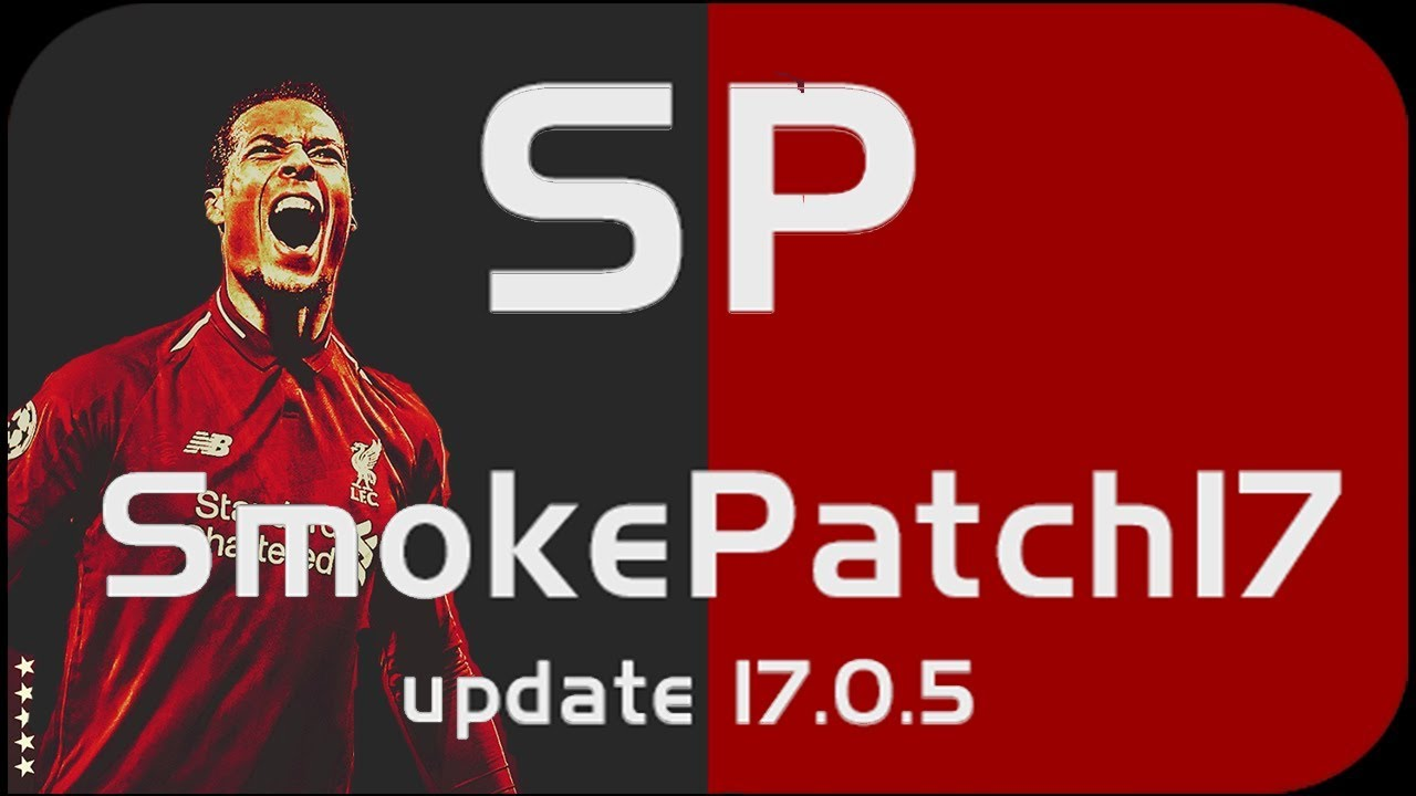 Photo of تحميل تحديث باتش PES 2017 SmokePatch17 update 17 0 5 | PES 2017