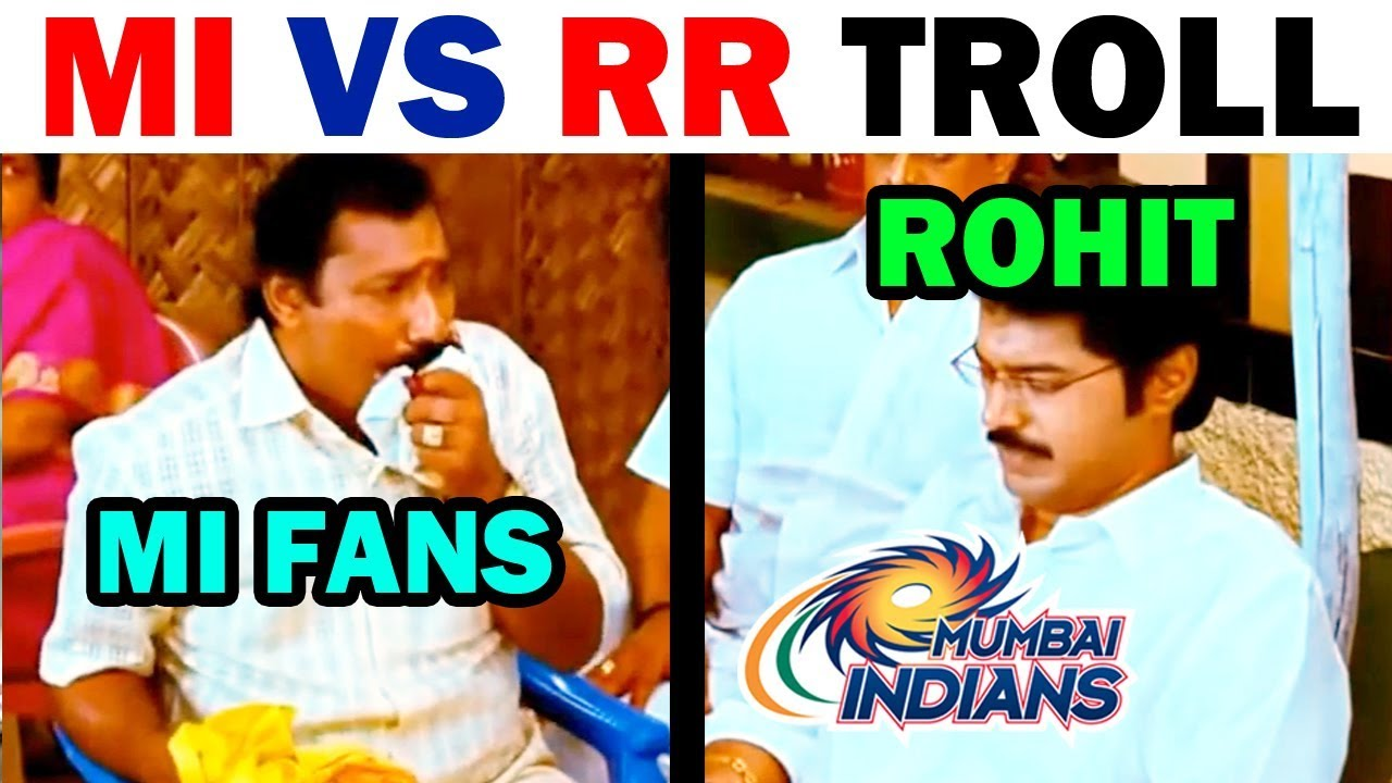 Photo of MI VS RR | 13 APRIL 2019 HIGHLIGHTS | IPL TROLL | TODAY TRENDING