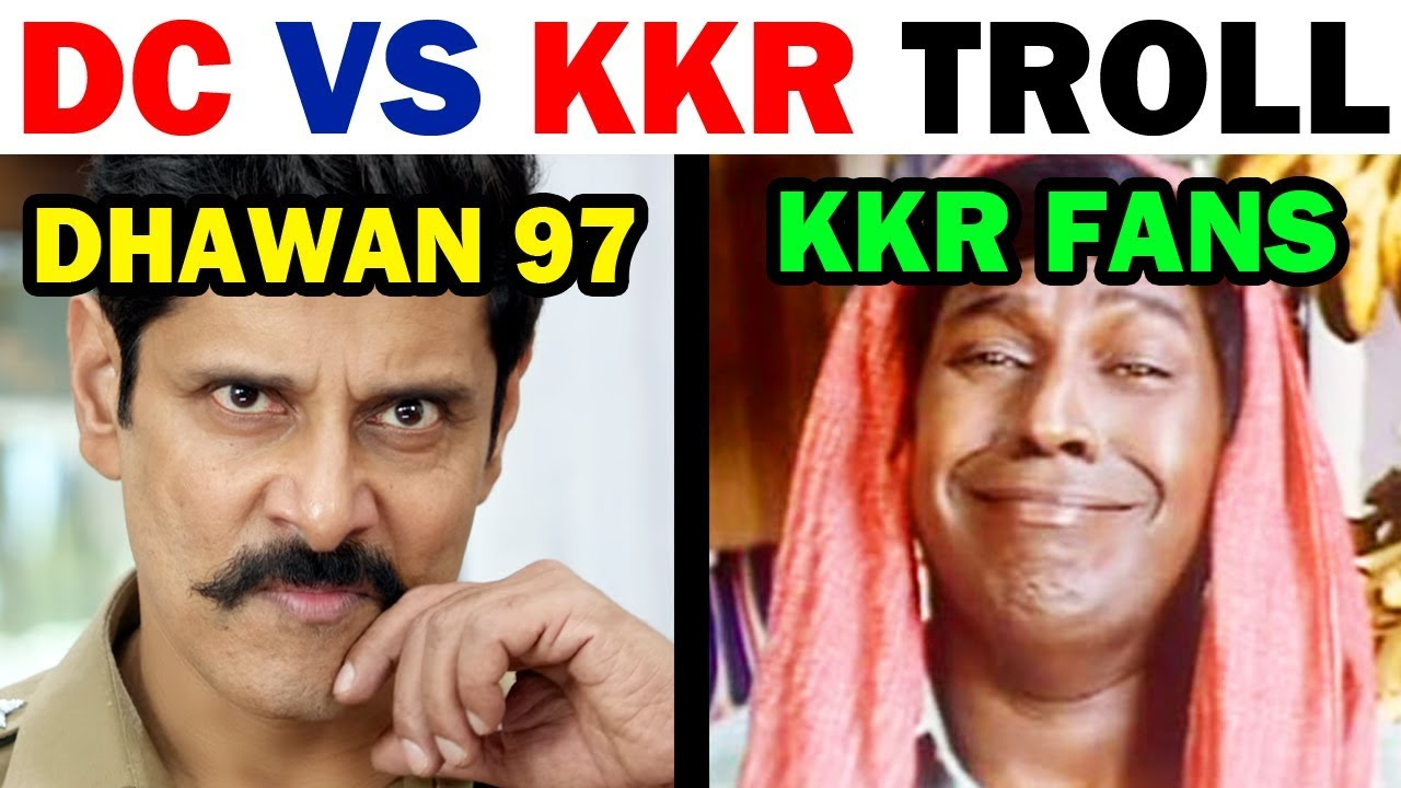 Photo of DC VS KKR | 12 APRIL 2019 HIGHLIGHTS | IPL TROLL | TODAY TRENDING