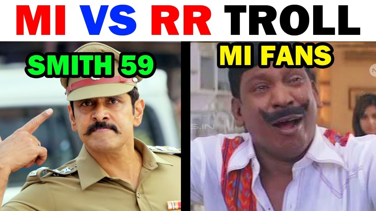 Photo of MI VS RR | 20 APRIL 2019 HIGHLIGHTS | IPL TROLL | TODAY TRENDING