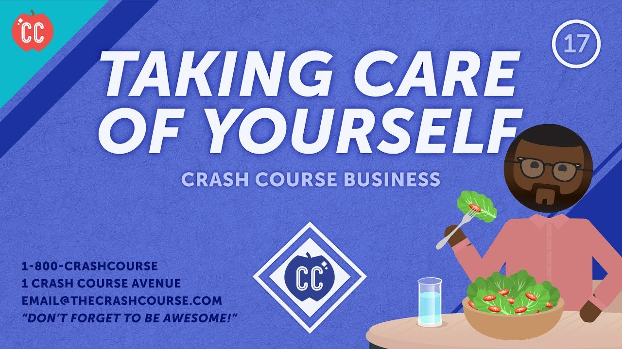 How to Avoid Burnout: Crash Course Business – Soft Skills #17