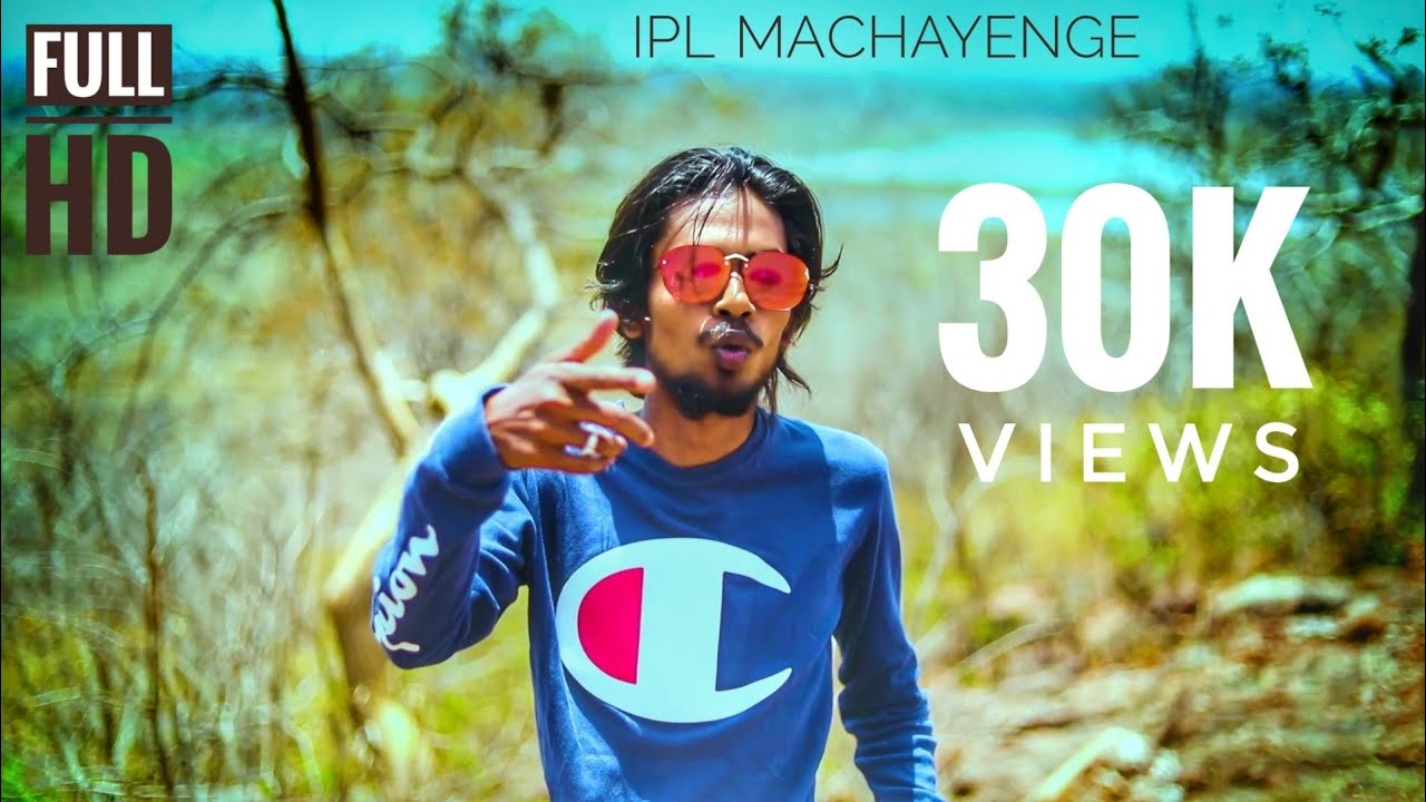Photo of #ipl#machayenge#iplrapsong #IPL MACHAYENGE NEW RAP 2019 SONG
