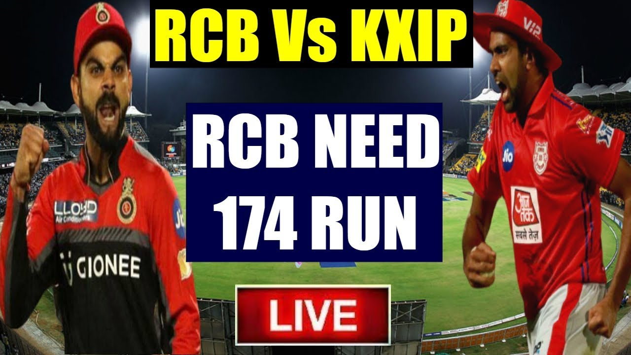 RCB Vs KXIP : Match 28 Live Cricket Score | IPL 2019 Highlights | Punjab vs Bangalore