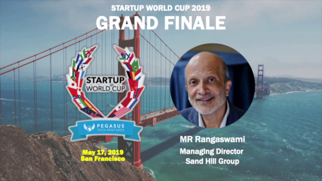 Photo of Startup World Cup Grand Finale 2019 – MR Rangaswami Full Segment