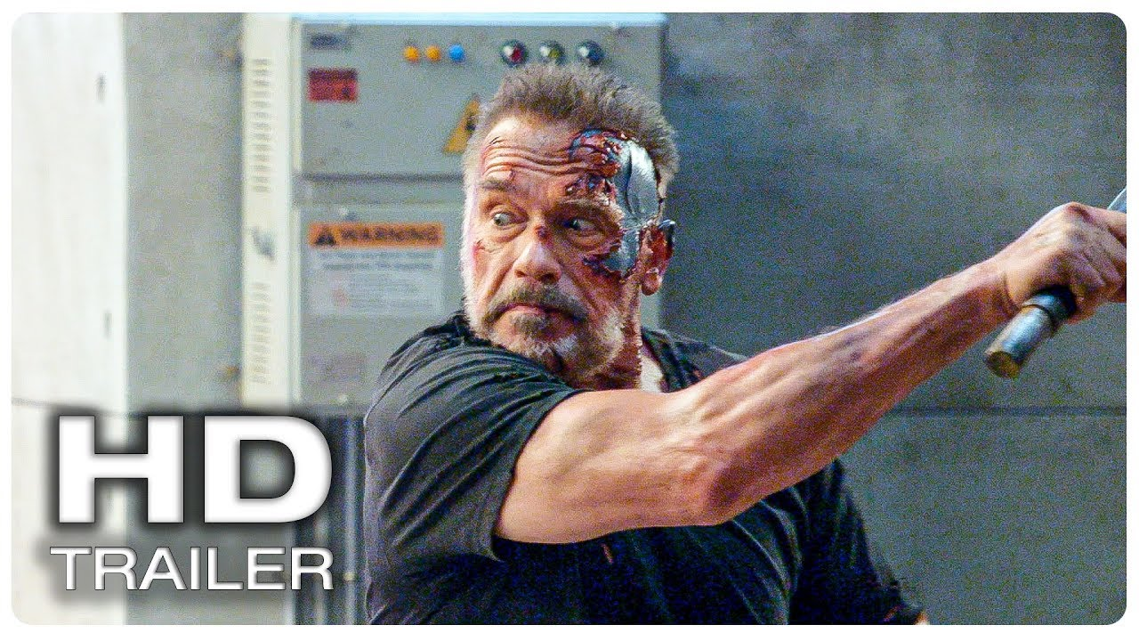 Photo of TERMINATOR 6 DARK FATE Trailer #2 Official (NEW 2019) Arnold Schwarzenegger Movie HD