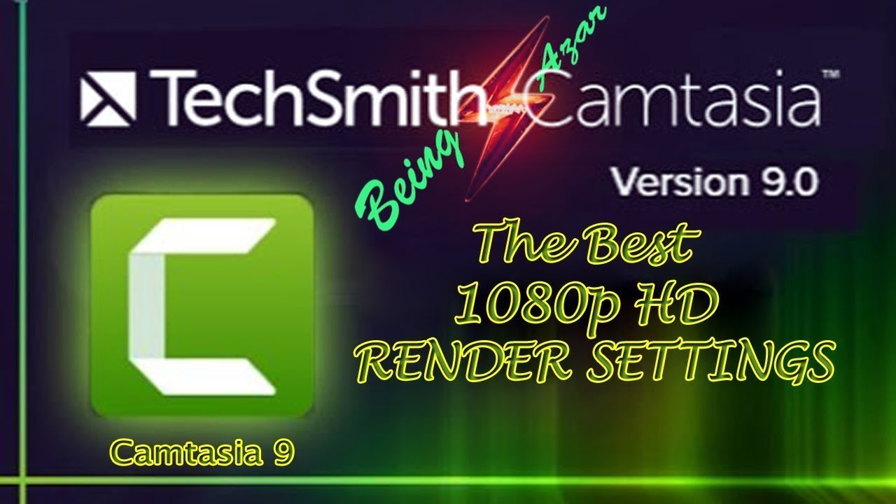 Best Video Editor For Youtube Quickly and Easily || Camtasia studio 9 || Being Azar || Hindi || 2019