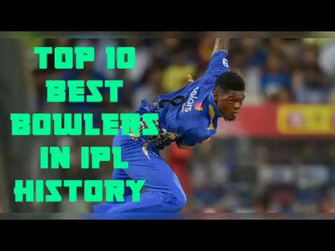 top 10 Best bowlers in ipl history