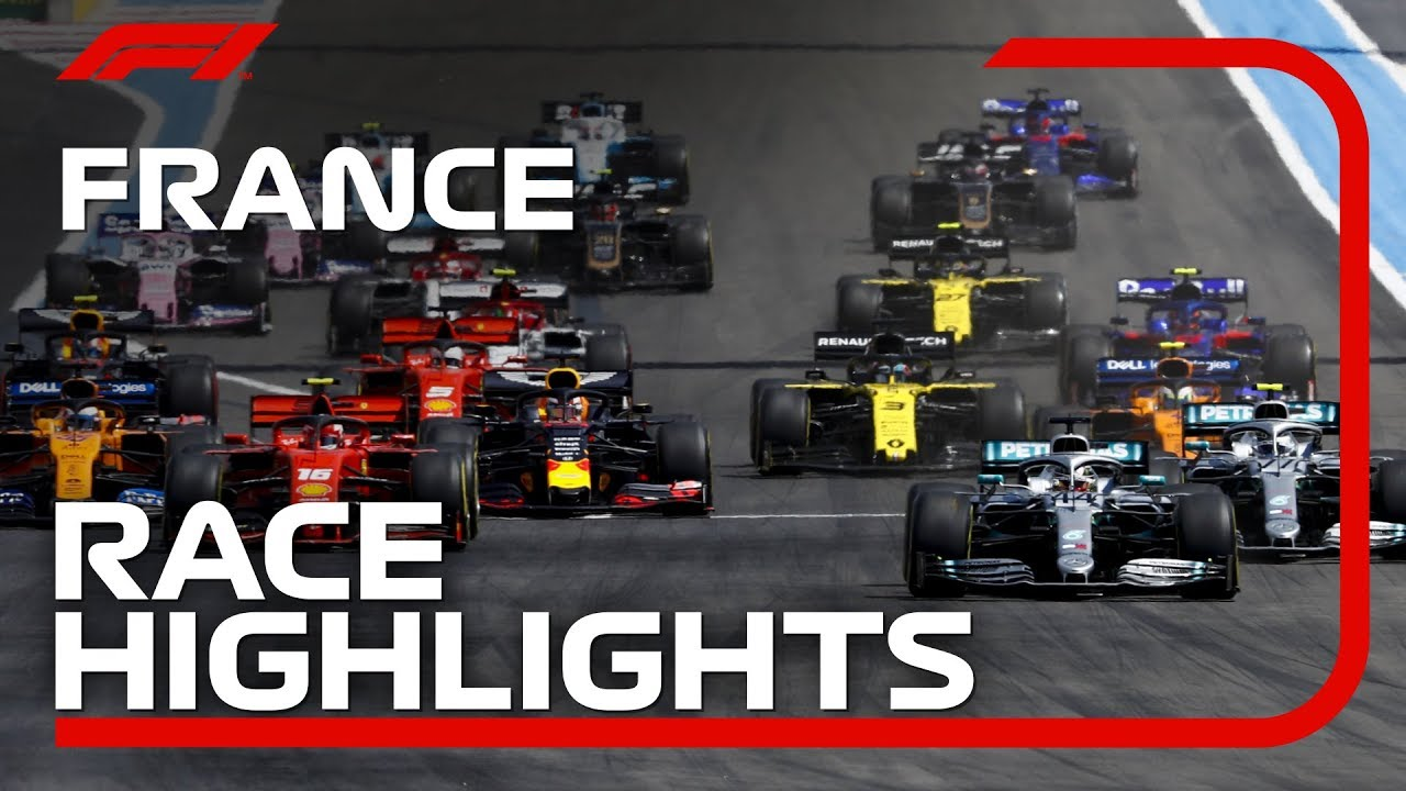 Photo of 2019 French Grand Prix​: Race Highlights