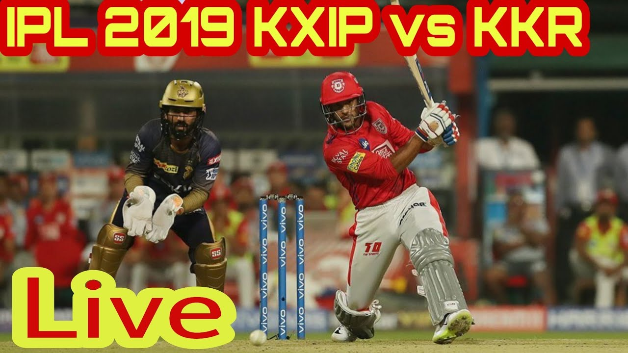 Photo of Live KKR vs KXIP IPL 2019 live streaming 2019