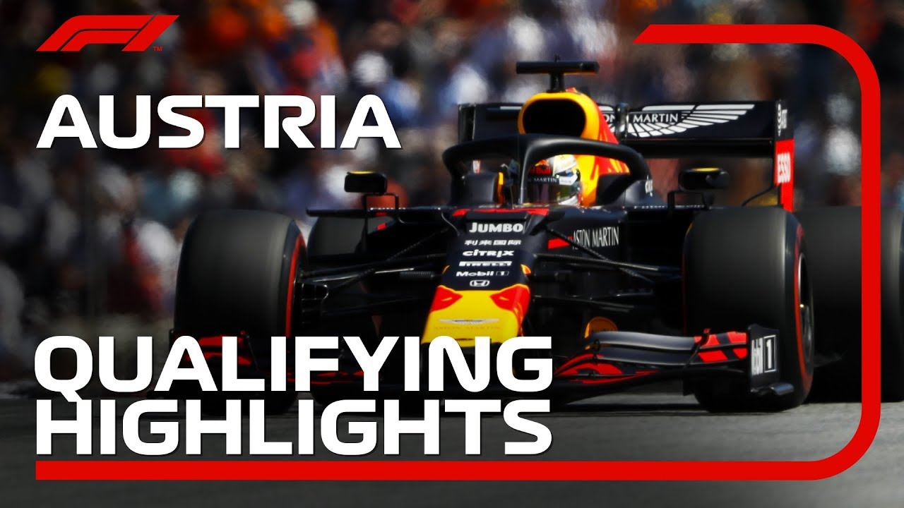 Photo of 2019 Austrian Grand Prix: Qualifying Highlights