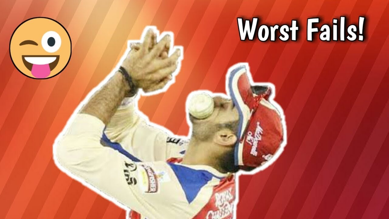 The Worst Cricket And IPL Fails!