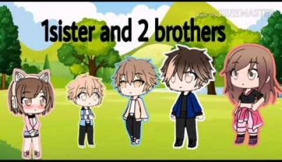 1sister and 2 brothers تعريف عنهم..