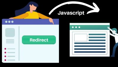 How to redirect one page to another page using JavaScript