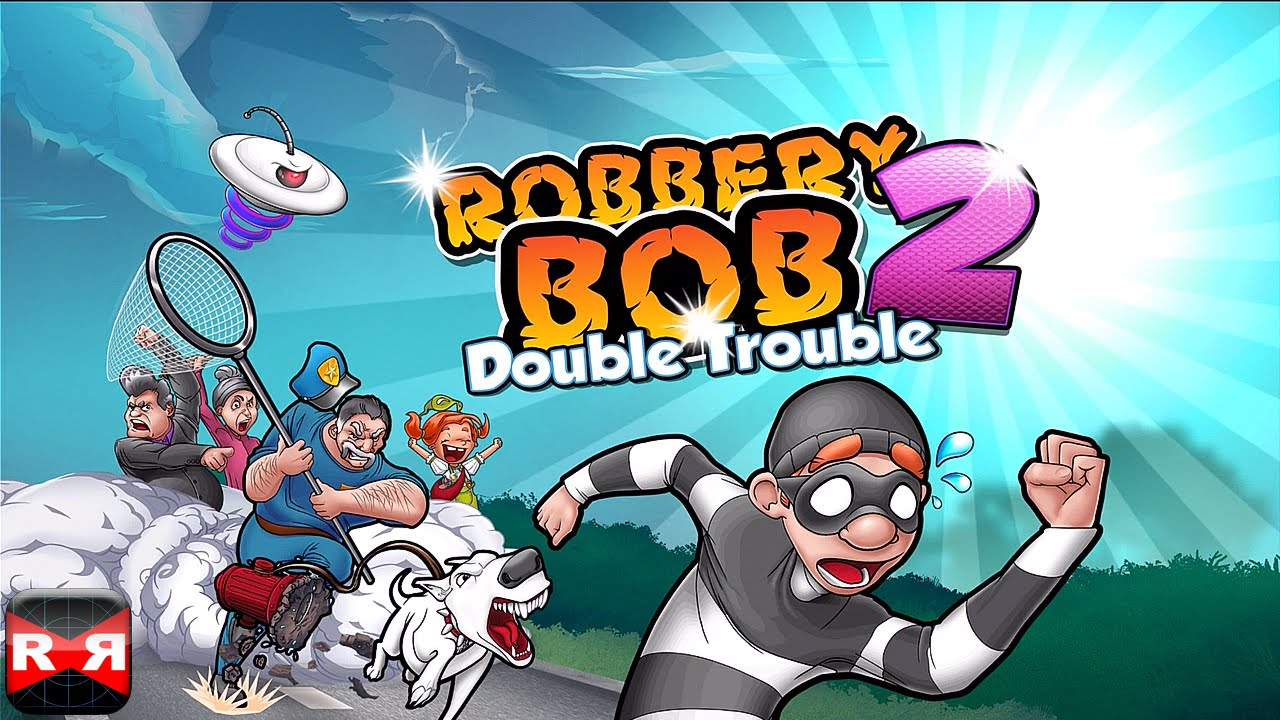 Photo of Robbery Bob 2: Double Trouble (Lvl. 1-10) – iOS / Android – Gameplay Video Part 1