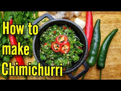 Photo of How to Make Chimichurri Sauce Quick and Easy Recipe