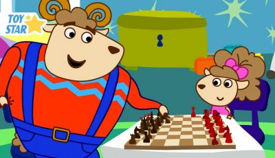 Dolly's Stories | Game of Chess | New Cartoon for Kids | Episode #86