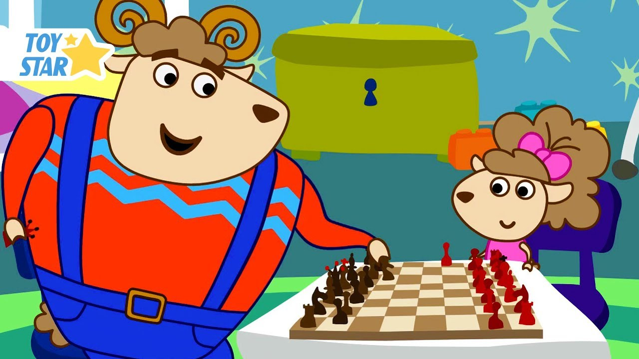 Photo of Dolly's Stories | Game of Chess | New Cartoon for Kids | Episode #86
