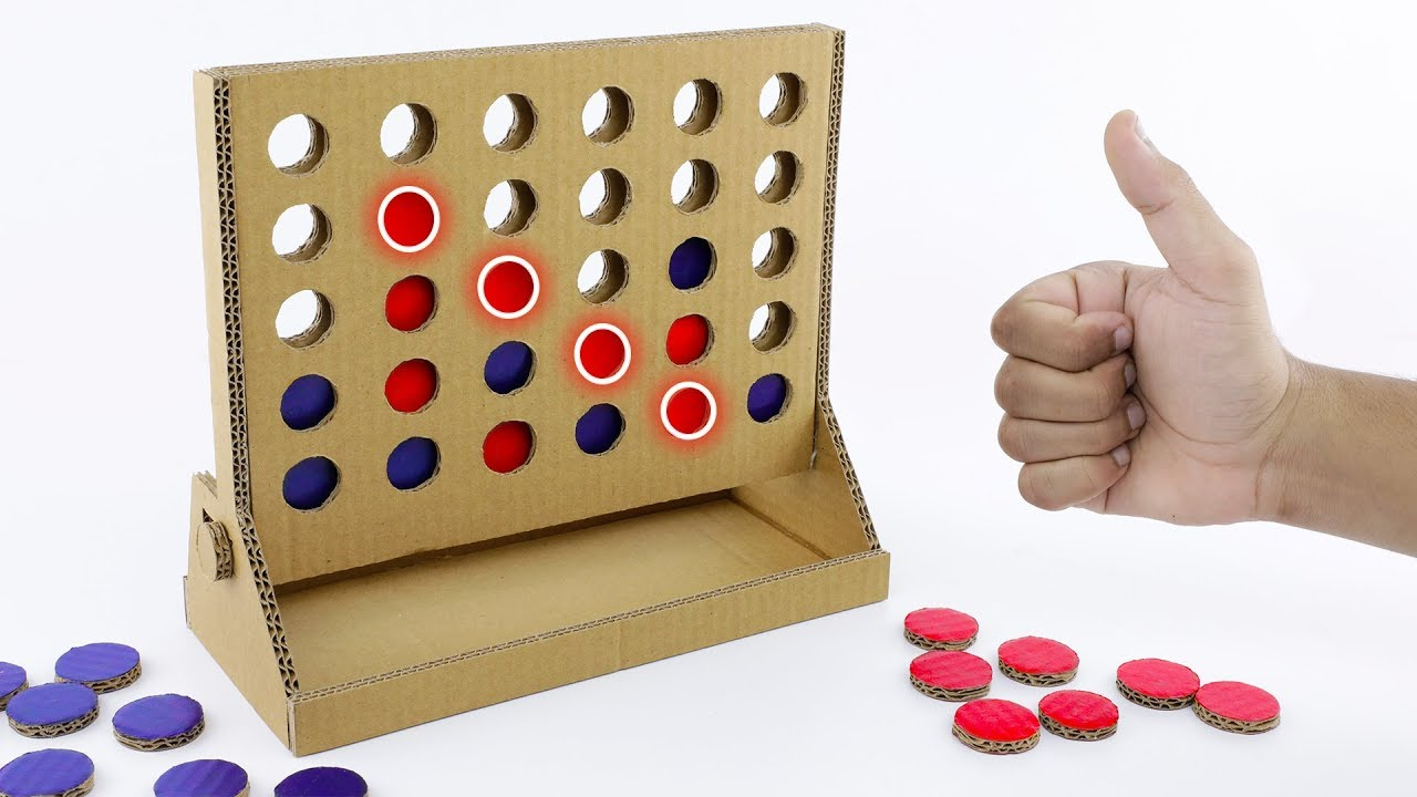 Photo of How to make Connect 4 game