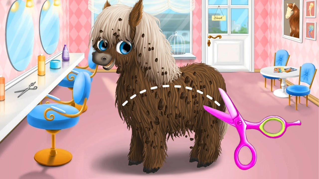 Photo of Animal Hair Salon – Kids Videos for Kids – Summer Game | العاب بنات و العاب اطفال