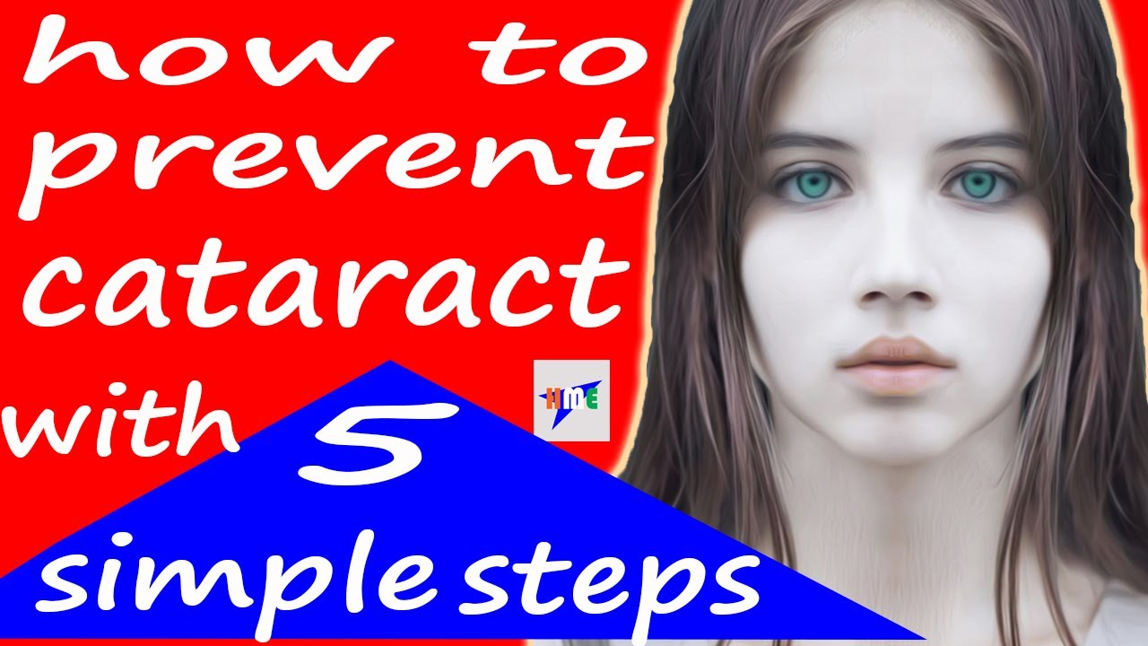 Photo of How to Prevent Cataract With 5 Simple Steps | Health Made Easy