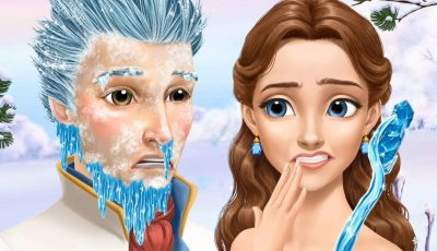 Princess Gloria Ice Salon – Girls Makeup Video – Summer Game | العاب بنات و العاب اطفال