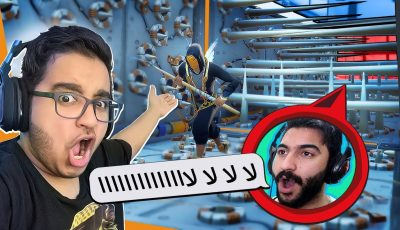 Fortnite deathrun race | فورت نايت : تحدي ماب الدث رن ضد مصطفى كيم اوفر