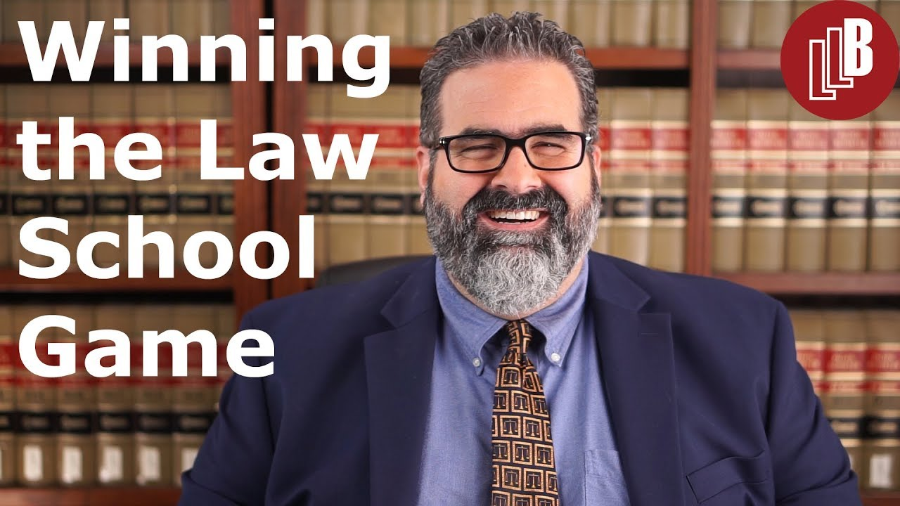 Photo of Winning the Law School Game