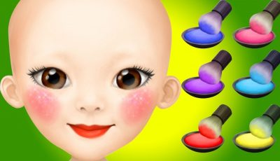 Pretty Little Princess Makeup Spa Video   Girls Makeup Games  العاب بنات و العاب اطفال