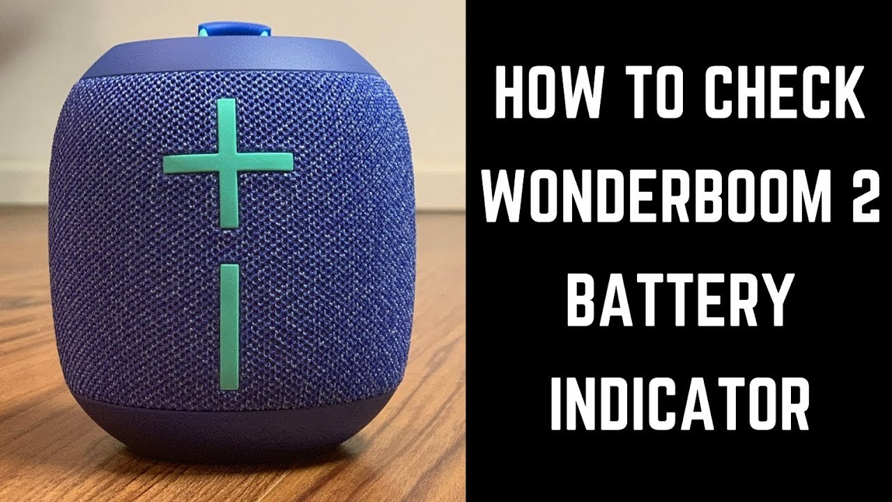 Photo of How to Check Wonderboom 2 Battery Indicator