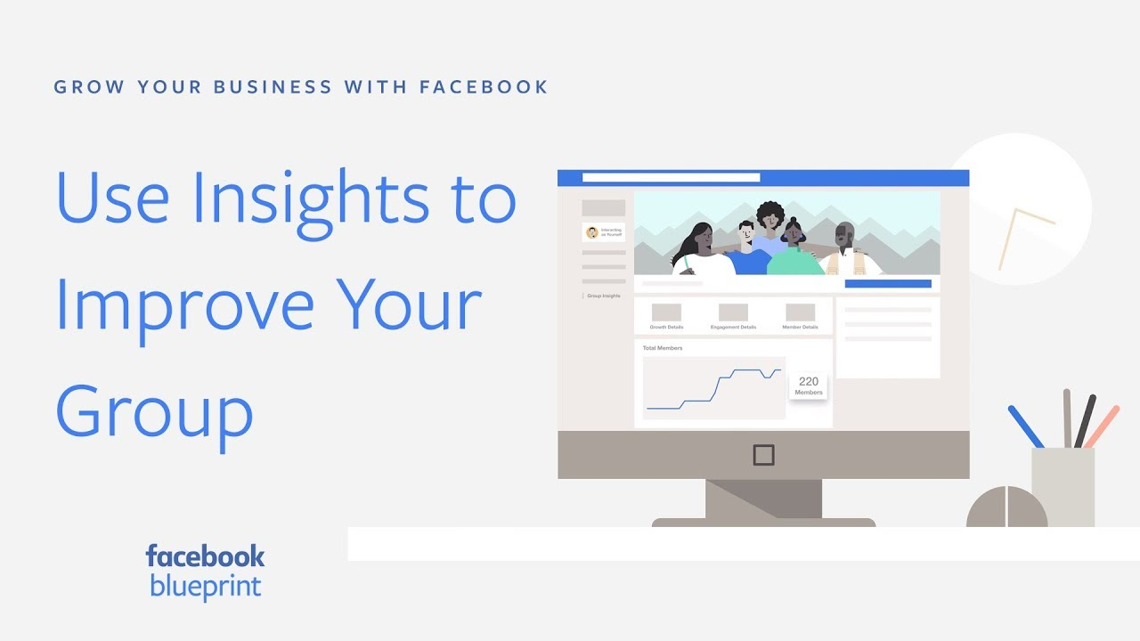 Photo of How to Use Insights: Facebook Groups | Facebook Blueprint