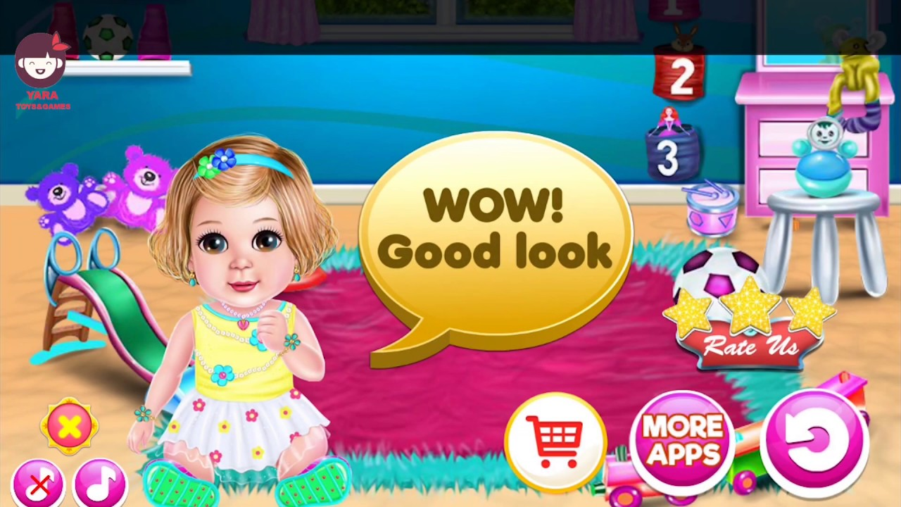 Photo of Babay Spa Salon – Kids & Girls Games | العاب بنات – العاب اطفال