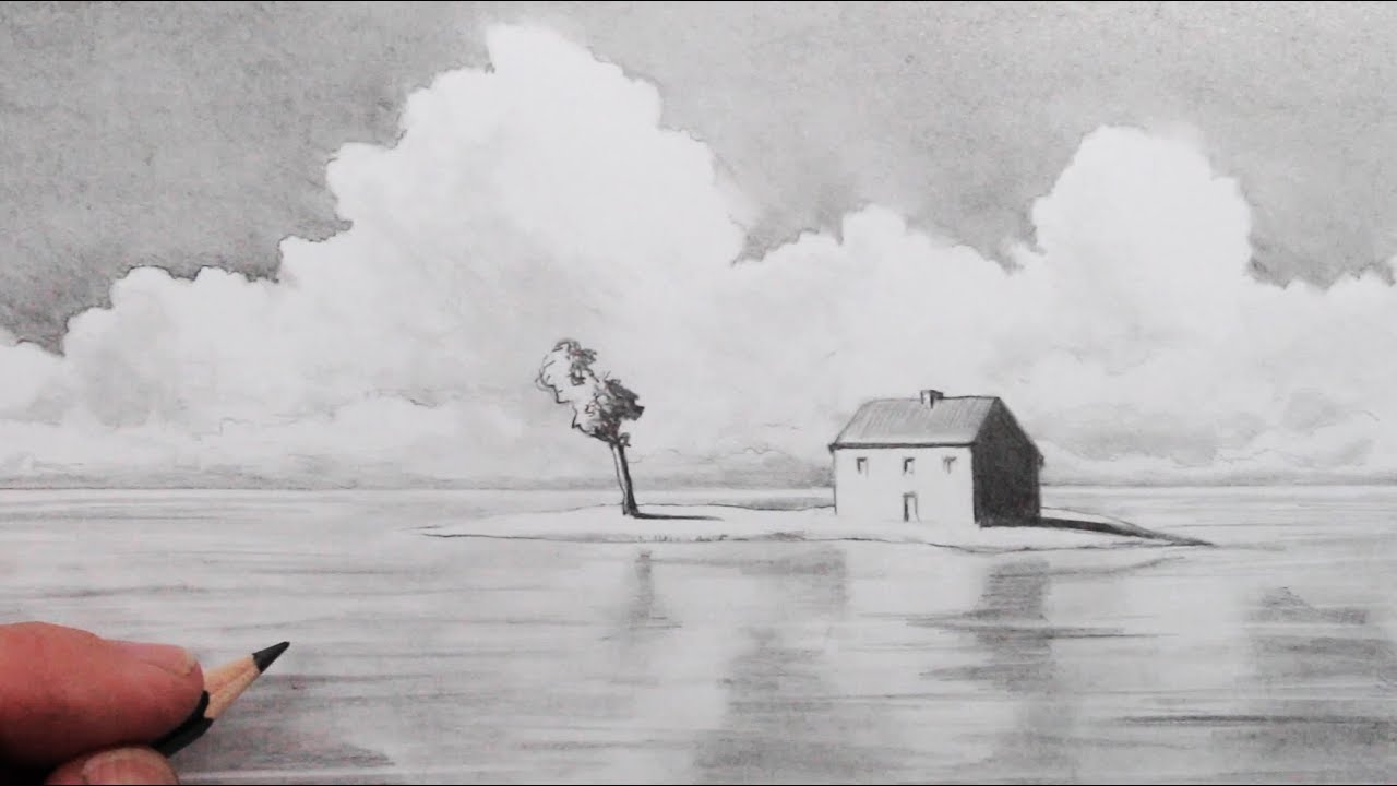 Photo of How to Draw Clouds from Spirited Away: Studio Ghibli Backgrounds
