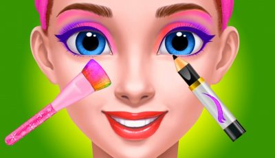 Princess Gloria Makeup Salon – Kids Makeup – Girls Makeup Videos | العاب بنات و العاب اطفال