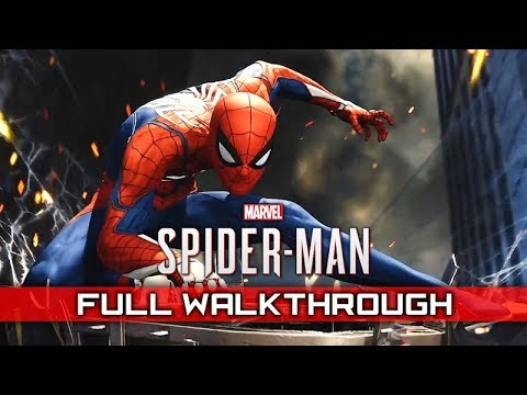 Photo of SPIDER-MAN PS4 – Full Gameplay Walkthrough / No Commentary 【1080p HD / Full Game】