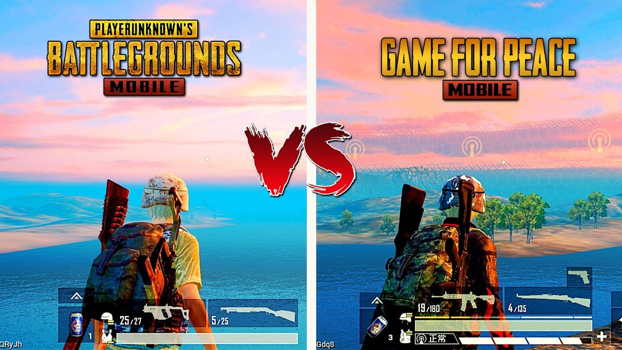 Photo of 🔥 Pubg Mobile VS Game For Peace 🔥 Comparison – Which is best for mobile?